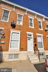 Townhouse for rent in 2516 E EAGER STREET, Baltimore City, MD, 21205