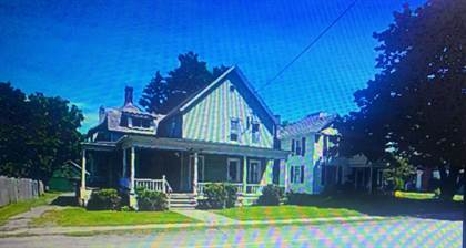 Residential Property for sale in 307 Alexandria Ave, Ticonderoga, NY, 12883