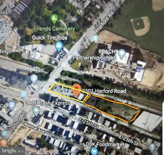 Lots And Land for sale in 1660 CLOUGH STREET, Baltimore City, MD, 21213