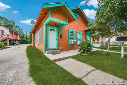 Multifamily for sale in 222 LOWELL ST, San Antonio, TX, 78210