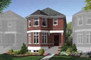 Single Family for sale in 6013 N. Kildare Avenue, Homesite 4, Chicago, IL, 60646