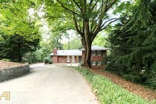 Single Family for rent in 810 Starlight Dr, Atlanta, GA, 30342