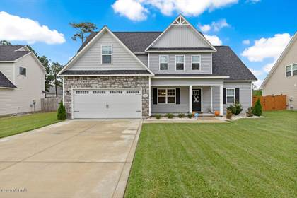 Residential for sale in 405 Gavins Run, Stump Sound, NC, 28460