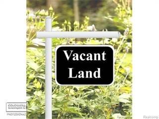Land for sale in 5349 Kreger, Sterling Heights, MI, 48310
