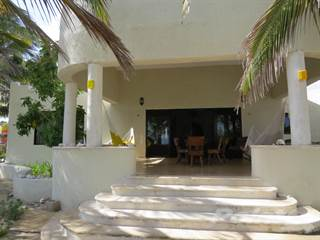 Residential Property for sale in Ocean front house for sale in Telchac Yucatan, Telchac Puerto, Yucatan
