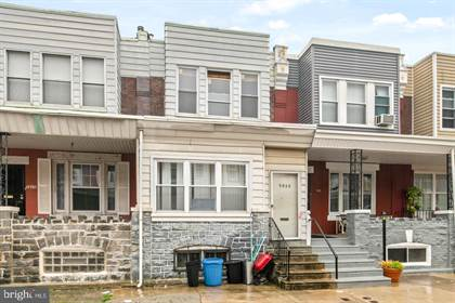 Residential Property for sale in 5822 DELANCEY STREET, Philadelphia, PA, 19143