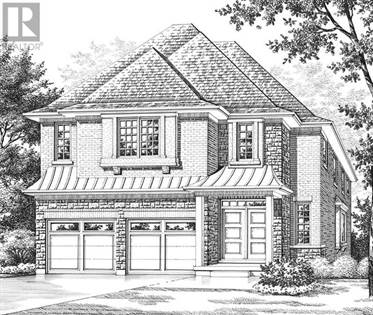 Single Family for sale in Lot 63 -  80 Hollybrook Trail, Kitchener, Ontario, N2R0B5