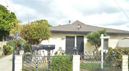 Multifamily for sale in 8126 Crockett Boulevard, Los Angeles, CA, 90001