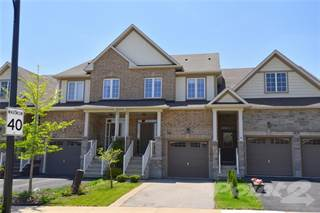 Townhouse for sale in 64 Browview Drive, Waterdown, Ontario