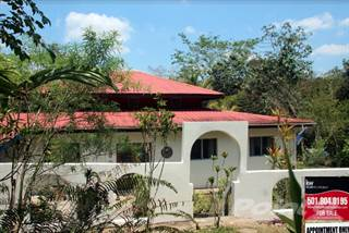 Residential Property for sale in Belize Hacienda Style Home and Cabin, Cristo Rey, Cayo
