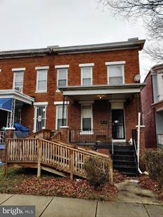 Residential Property for sale in 3010 WINDSOR AVE, Baltimore City, MD, 21216