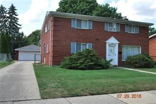 Single Family for sale in 19411 OSMUS Street, Livonia, MI, 48152