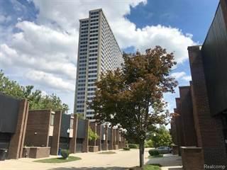 Condo for sale in 1244 NAVARRE PL, Detroit, MI, 48207