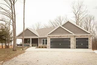 Single Family for sale in 1684 CR 800 E, Sullivan, IL, 61951