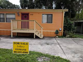Residential Property for sale in 6205 North Rome Avenue, Lot 213, Tampa, FL, 33604