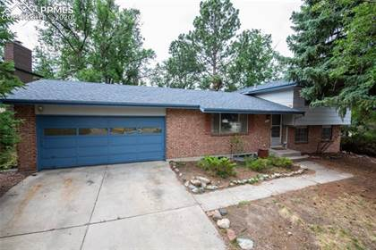 Residential Property for sale in 4163 Hidden Circle, Colorado Springs, CO, 80917