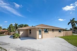 Single Family for sale in 6971 SW 23rd St, Miramar, FL, 33023