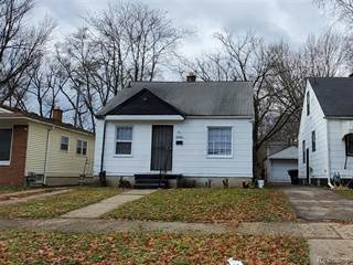 Single Family for sale in 19445 OAKFIELD Street, Detroit, MI, 48235