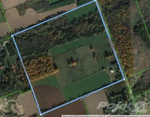 Farm And Agriculture for sale in 515817 11th Line Woodstock, East Zorra - Tavistock, Ontario