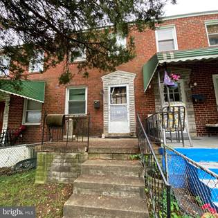 Residential Property for sale in 6307 BROWN AVENUE, Baltimore City, MD, 21224