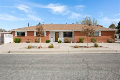 Residential Property for sale in 6917 LAS ANIMAS Avenue NE, Albuquerque, NM, 87110