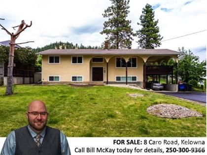 Residential Property for sale in 8 Caro Rd, Kelowna, British Columbia, V1V 1C3