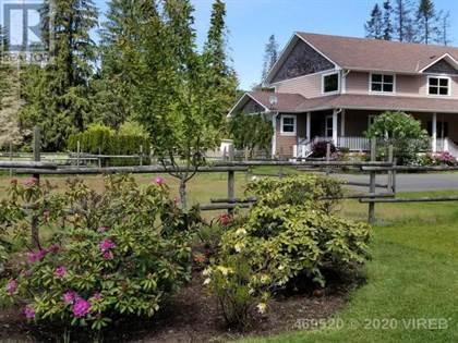 Single Family for sale in 3120 DOVE CREEK ROAD, Vancouver Island, British Columbia