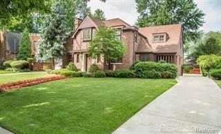 Single Family for sale in 859 BEDFORD Road, Grosse Pointe Park, MI, 48230
