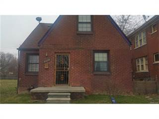 Single Family for sale in 5574 LAKEWOOD Street, Detroit, MI, 48213