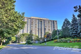 Condo for sale in 50 Elm Drive E  1407, Mississauga, Ontario