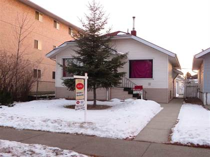 Single Family for sale in 11514 97 ST NW, Edmonton, Alberta, T5G1X8