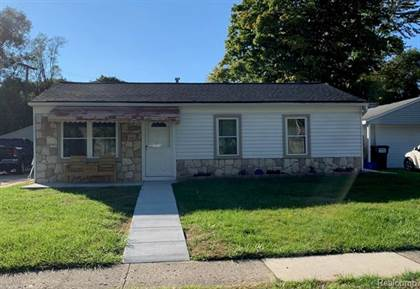 Residential for sale in 6452 MARCY Street, Brighton, MI, 48116