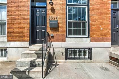 Residential Property for sale in 2530 E EAGER STREET, Baltimore City, MD, 21205