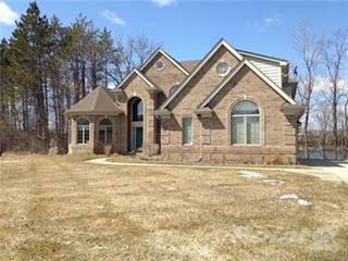 House for sale in 1896 Royal Birkdale Dr., Oxford Township, MI, 48371