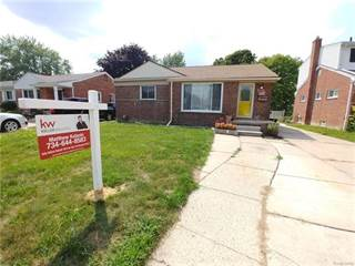 Single Family for sale in 9831 GARVETT Street, Livonia, MI, 48150