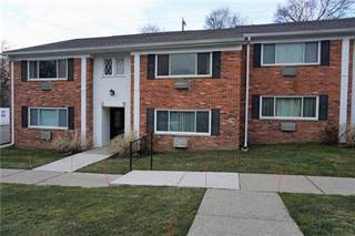 Condo for sale in 525 Fairbrook Street 202, Northville, MI, 48167