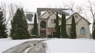 Single Family for sale in 3417 LAKEWOOD SHORES Drive, Genoa, MI, 48843