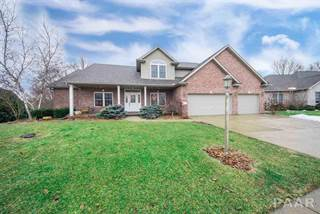 Single Family for sale in 5217 W BRIARSTONE Drive, Peoria, IL, 61615