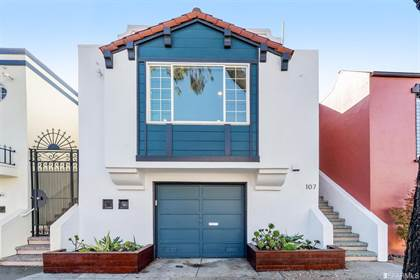 Residential Property for sale in 107 Monterey Boulevard, San Francisco, CA, 94131