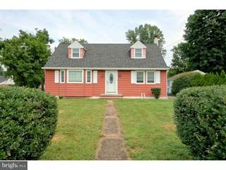 Single Family for sale in 382 EWINGVILLE ROAD, Ewing, NJ, 08638