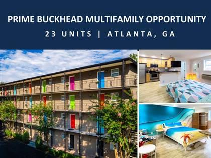 Multi-family Home for sale in 45 Sheridan Drive, Atlanta, GA, 30305
