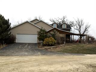 Single Family for sale in 17056 GOODRICH (11.9 ACRES), Durand, IL, 61024