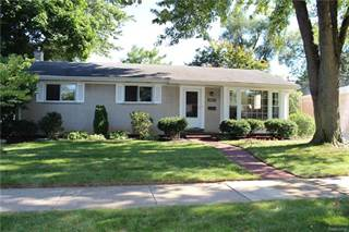 Single Family for sale in 29625 MASON Street, Livonia, MI, 48154