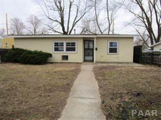 Single Family for sale in 1428 BELLAIRE Street, Pekin, IL, 61554