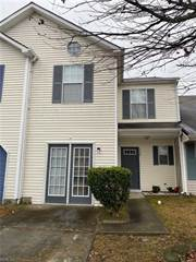 Townhouse for sale in 268 Wexford Drive W, Suffolk, VA, 23434