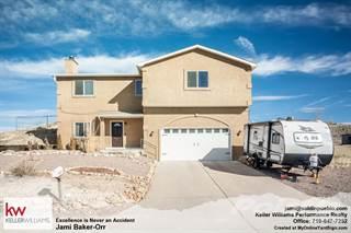 Residential for sale in 241 W Palomar Plz, Pueblo West, CO, 81007