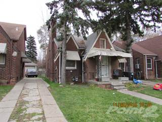 Residential Property for sale in 14578 Cloverlawn, Detroit, MI, 48238