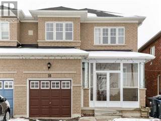 Single Family for sale in 18 VINCENT ST, Brampton, Ontario, L6R0H2