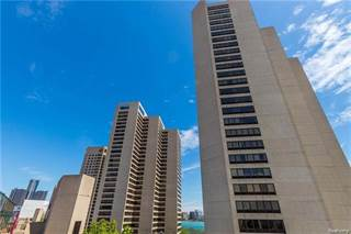 Condo for sale in 300 W Riverfront Drive 2H, Detroit, MI, 48226