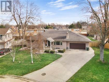 Single Family for sale in 1527 ST. GABRIEL CRESCENT, Windsor, Ontario, N9E1N8